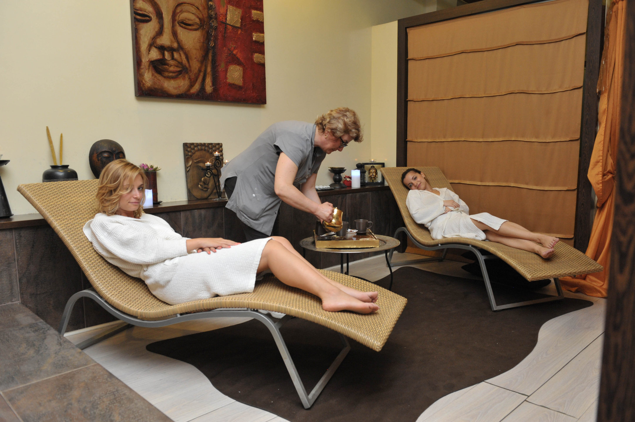 Zona Relax Vany & Beauty Spa Roma